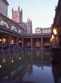 A Historic Tour of Bath