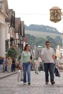 A Historic Tour of Historic Guildford