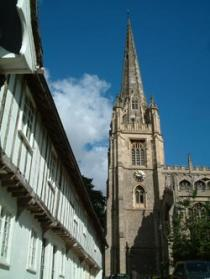 A Historic Tour of Saffron Walden