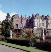 Torosay Castle and Gardens, Isle of Mull