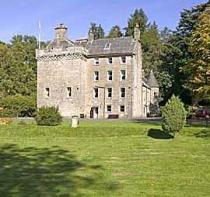 Culcreuch Castle Hotel, Fintry