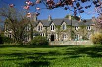Parc-Le-Breos House, Gower