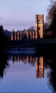 Fountains Abbey <br>Studley Royal<br>National Trust, Ripon