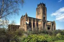 Liverpool Cathedral, Liverpool